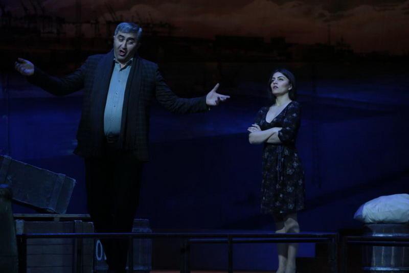 "Немецкий ""Плащ"" на сцене Театра оперы и балета"