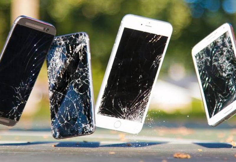 Создан самовосстанавливающийся материал для защиты экранов смартфонов