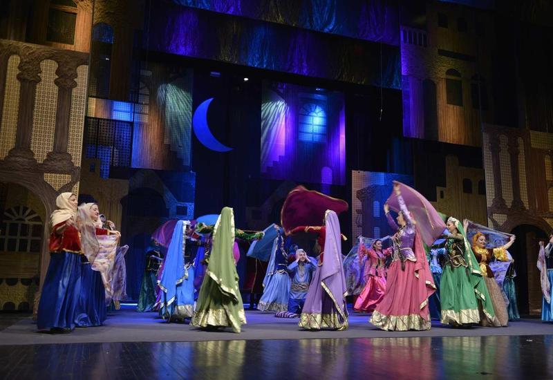 Балетная труппа из Азербайджана едет на фестиваль в Турцию