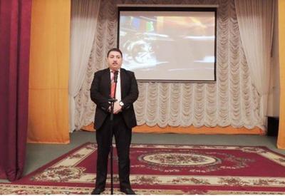 """В Азербайджане представили фильм, посвященный Национальному герою <span class=""""color_red"""">- ФОТО </span>"""