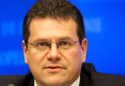 Марош Шефчович: Привлечение каспийского газа на европейский рынок становится реальностью