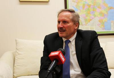 Роберт Секута: США заинтересованы в сильном, стабильном, независимом Азербайджане - ФОТО