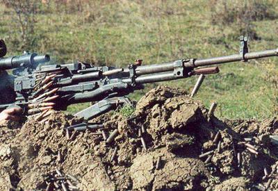 ВС Армении устроили массированный обстрел на линии фронта