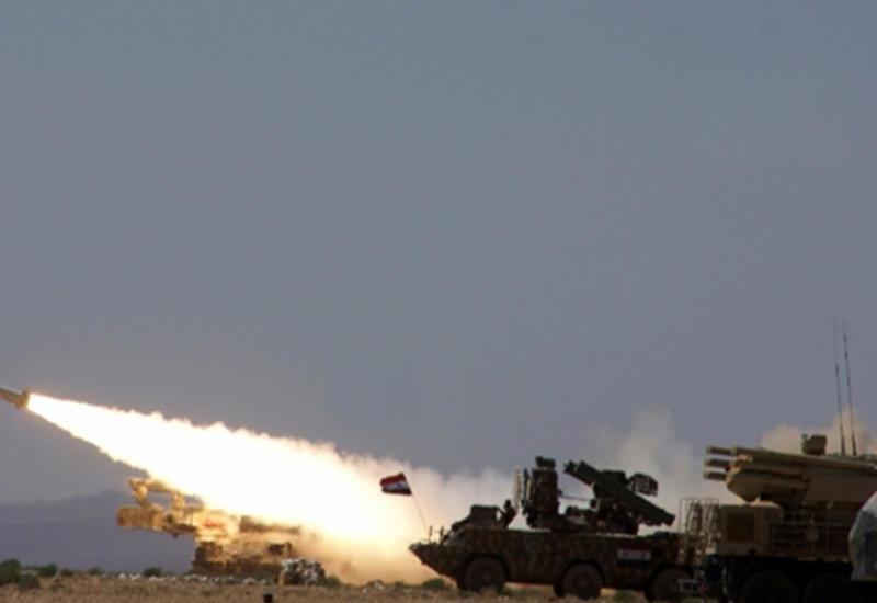 Сирийские военные разбили позиции боевиков в Хаме