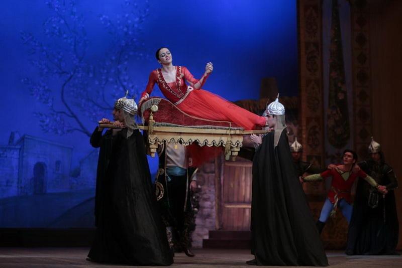 """""""Девичья башня"""": трагедия любви на сцене Театра оперы и балета"""