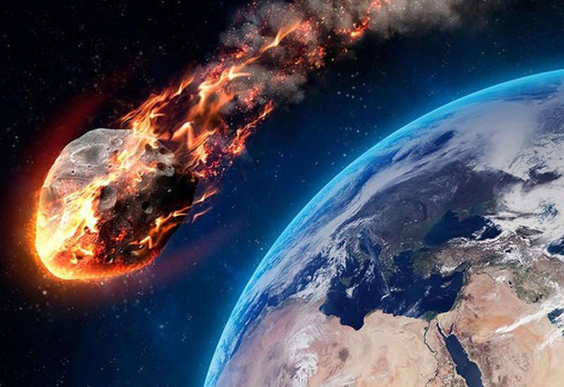 К Земле опасно приближается гигантский астероид