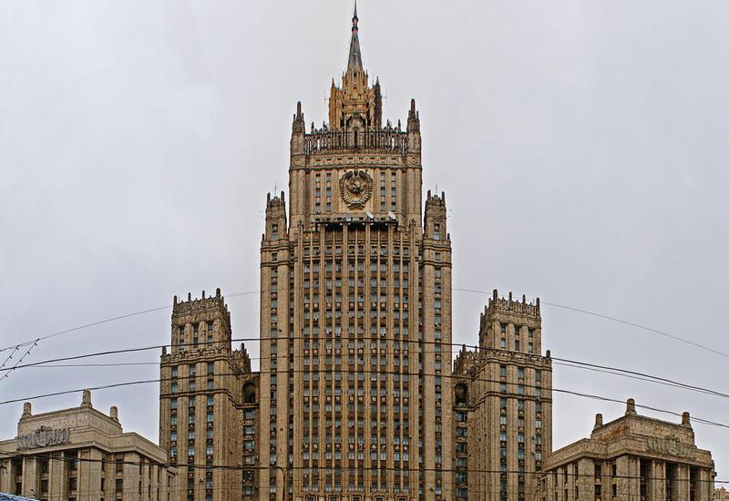МИД РФ о мониторинге ОБСЕ на границе Нахчыванской АР Азербайджана и Армении