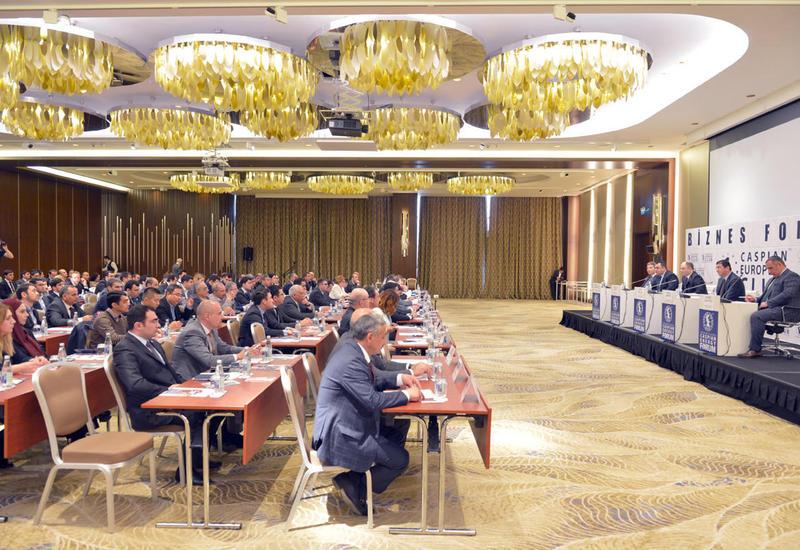 В Баку обсудили реформы в системе налогообложения