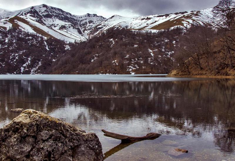 Путешествие к волшебным озерам Азербайджана