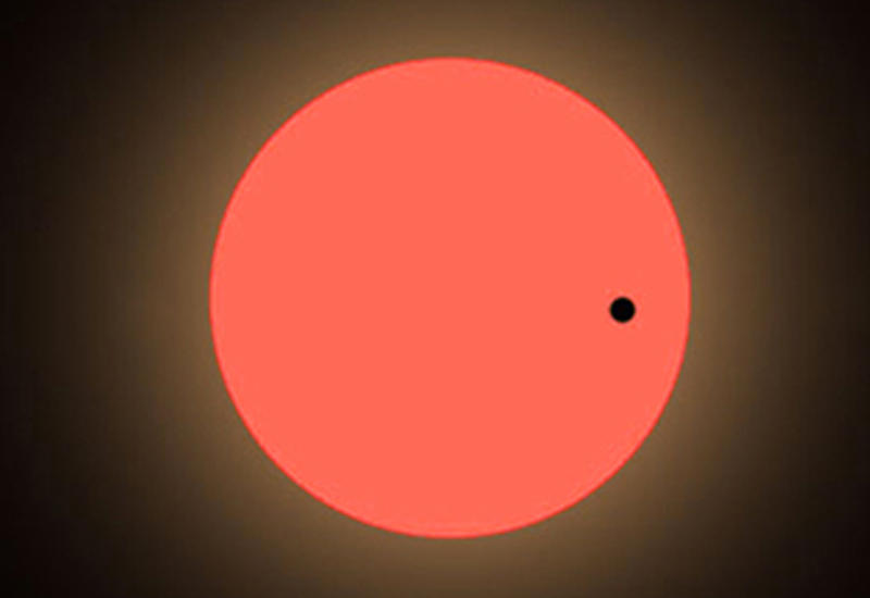 Найдена самая благоприятная для жизни экзопланета