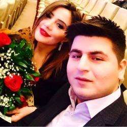 Azərbaycanlı ekstrasens Vera Brejnova ilə birgə - FOTO