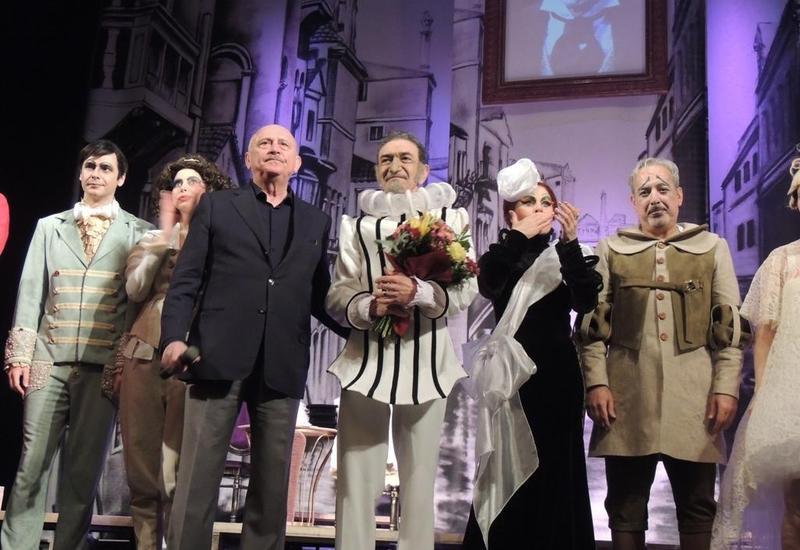 Александр Шаровский: Театр – это то место, куда люди идут за добротой, за эмоцией