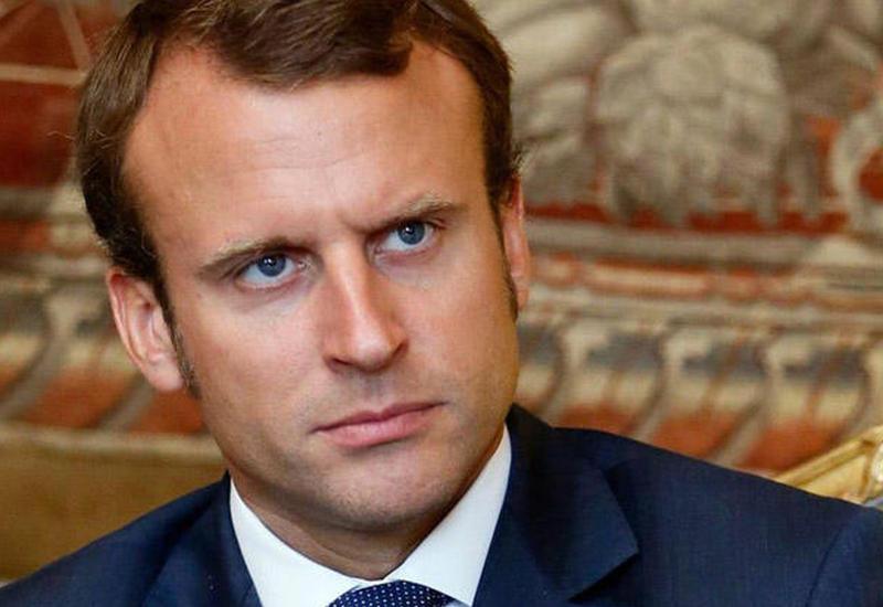 Эммануэль  Макрон пригрозил найти альтернативу G7