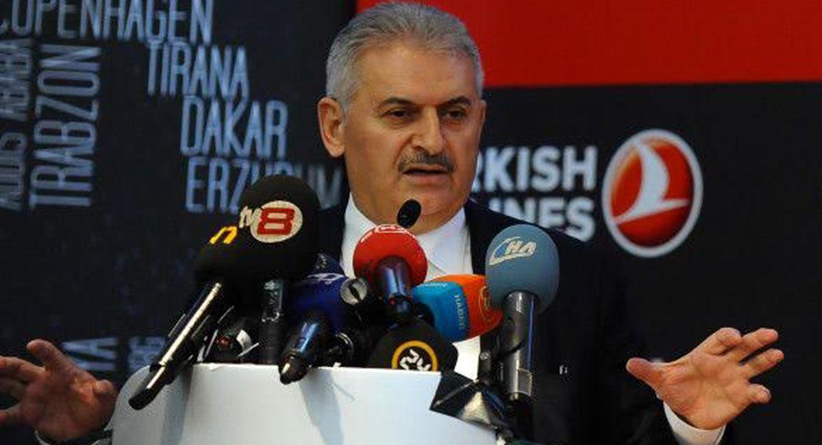 Yıldırım: Türkiyənin məqsədi sərhədlərinin təhlükəsizliyini təmin etməkdir