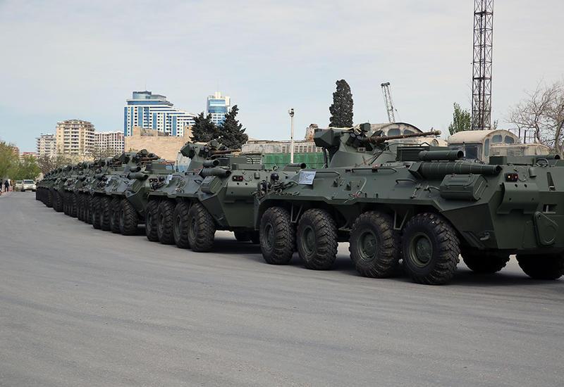 Полковник-лейтенант Хадыев: Приобретаемое у России оружие нападения усиливает азербайджанскую армию