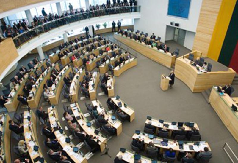 Литовские депутаты призвали Армению освободить азербайджанские территории