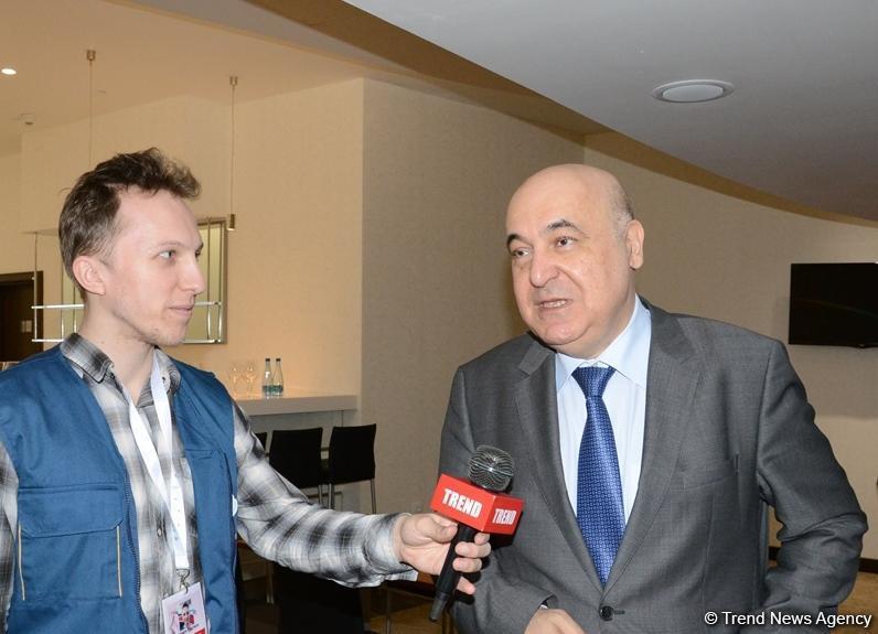 Чингиз Абдуллаев: Гимнастика - это вид спорта, близкий к искусству