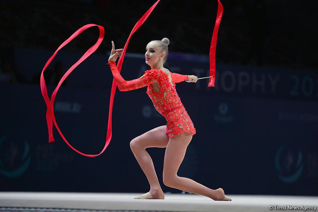 Кубок мира по художественной гимнастике 2017 в баку