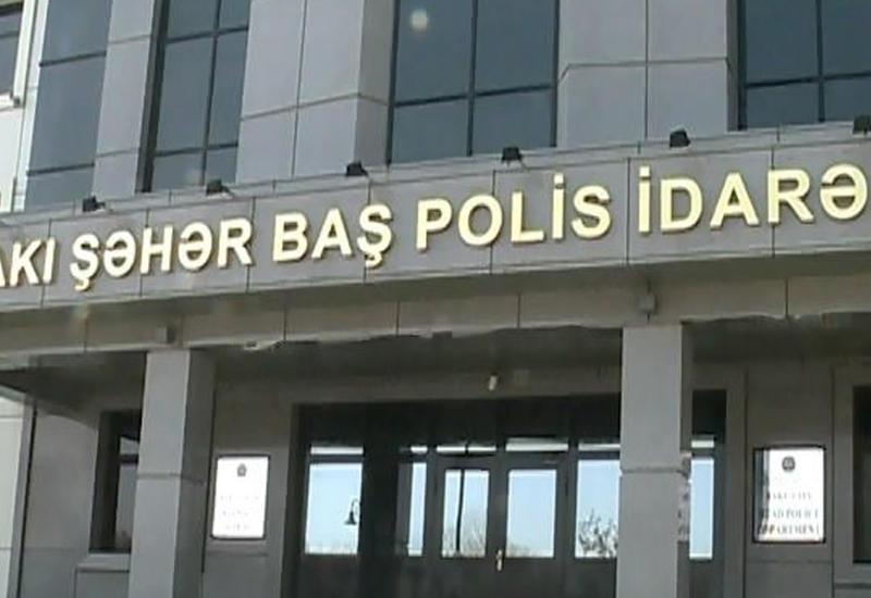 Полиция Баку: на незаконной акции задержали 60 человек