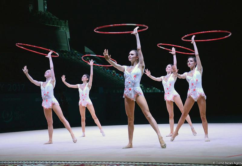 Белорусские гимнастки: Баку преподнес нам массу впечатлений