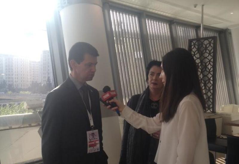 Посол: Азербайджан и Украина не конкурируют, а дополняют друг друга в спорте
