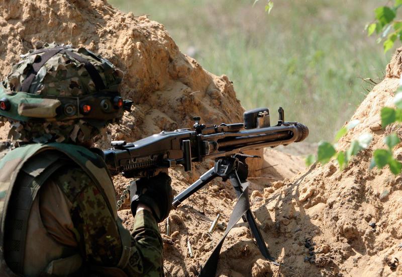 Армяне вновь обстреляли азербайджанские села