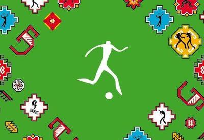 Сборная Камеруна по футболу вновь сыграла вничью на Исламиаде Баку-2017