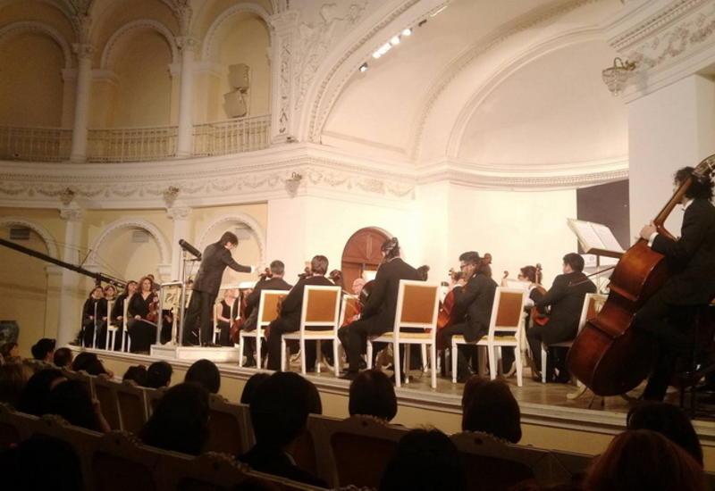 В Филармонии состоялся грандиозный концерт в память о Марии Каллас
