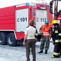 """Сильный пожар в бакинском университете, есть пострадавшие <span class=""""color_red"""">- ОБНОВЛЕНО</span>"""
