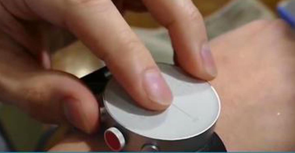 Разработаны умные часы для слепых - ВИДЕО
