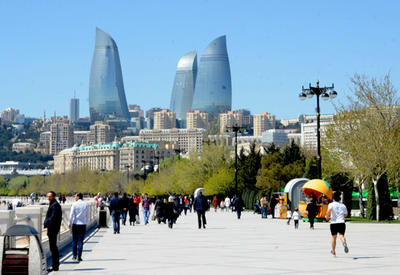 Баку входит в топ-3 городов СНГ у туристов летом 2017