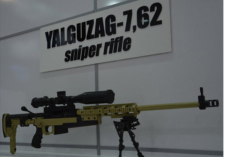 Азербайджан начинает экспортировать снайперские винтовки