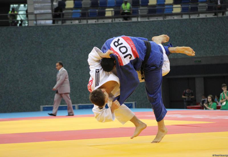 Азербайджанский дзюдоист выиграл бронзу Кубка Европы