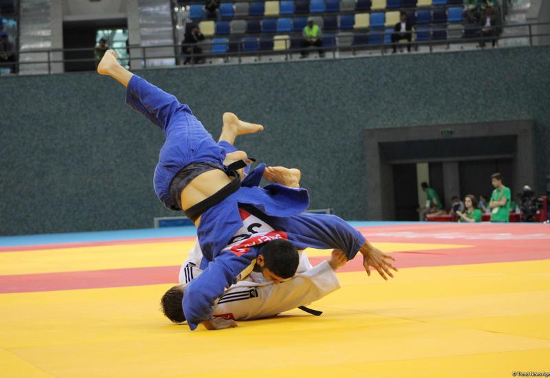 Азербайджан стал первым в общем зачете Кубка Европы по дзюдо