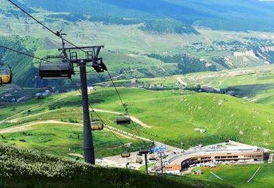 Шахдаг - в топ-3 курортов СНГ для активного отдыха летом