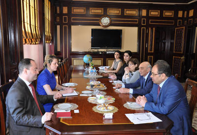 "Посол Румынии посетил БГУ <span class=""color_red"">- ФОТО</span>"