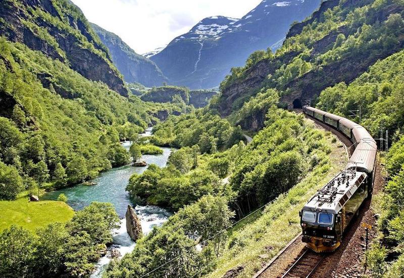 5 самых экстремальных железных дорог в мире