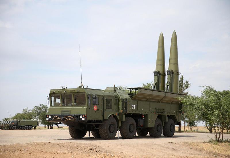 """И снова """"Искандер"""", или Почему армянское оружие стрелять не будет"""
