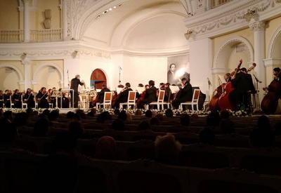 """В Филармонии прошел концерт в память об Агшине Ализаде <span class=""""color_red"""">- ФОТО</span>"""