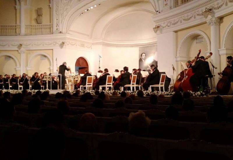 В Филармонии прошел концерт в память об Агшине Ализаде