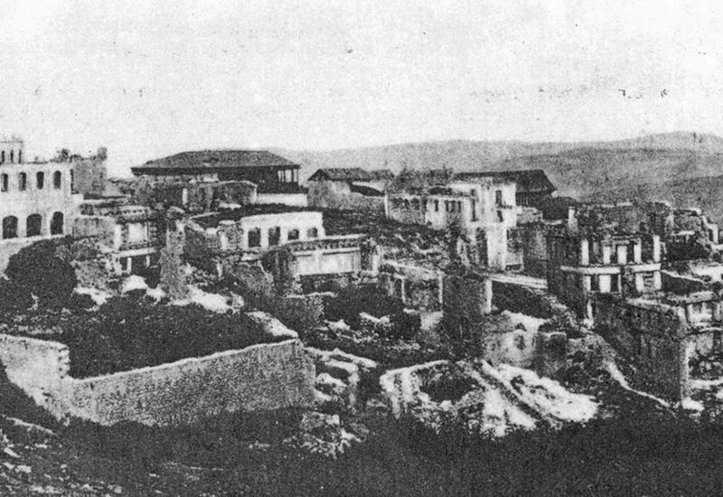 """""""Историческая призма"""": 1905 год. Шушинская резня - хроника армянской провокации"""