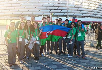 Волонтер: Проведение в Баку Исламиады имеет большое значение для пропаганды спорта