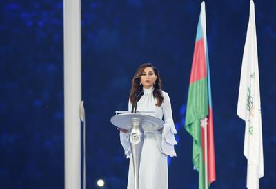 Первый вице-президент Мехрибан Алиева: Проведение в нашей стране IV Игр исламской солидарности является свидетельством уважения и поддержки всего исламского мира Азербайджану и азербайджанскому народу