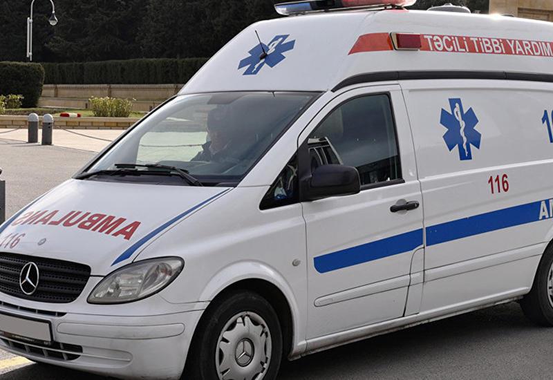 """""""Скорая"""", госпитализировавшая пациентов из Евлахской больницы, попала в ДТП"""