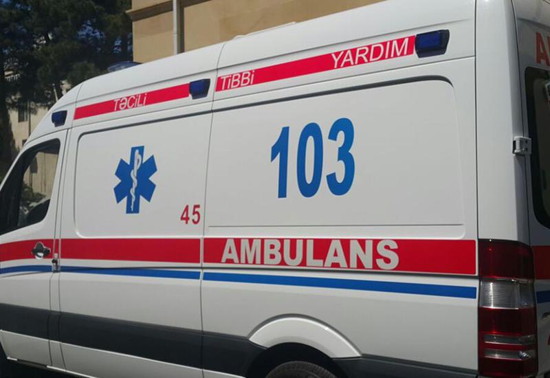 Несчастный случай в Хырдалане: погибла студентка