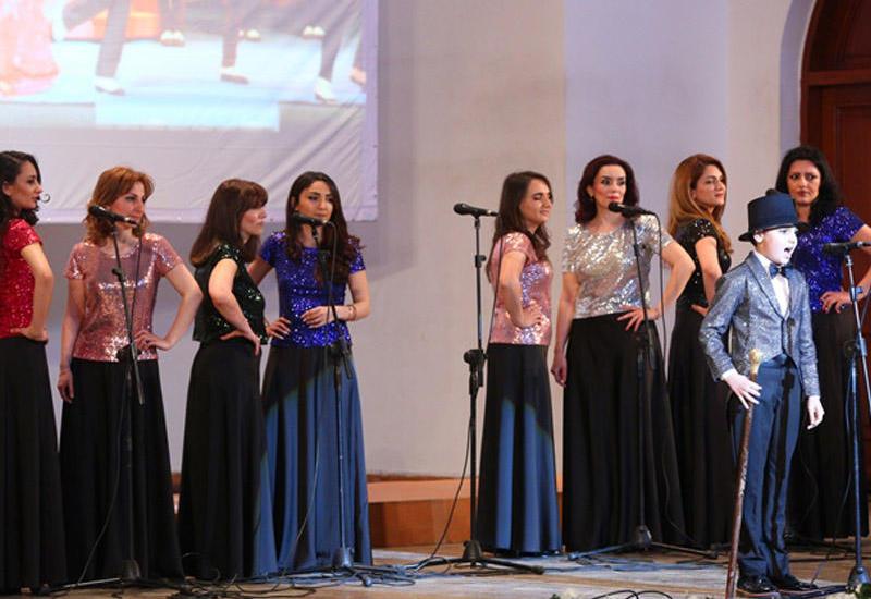 В Баку прошел концерт, посвященный юбилею Муслима Магомаева