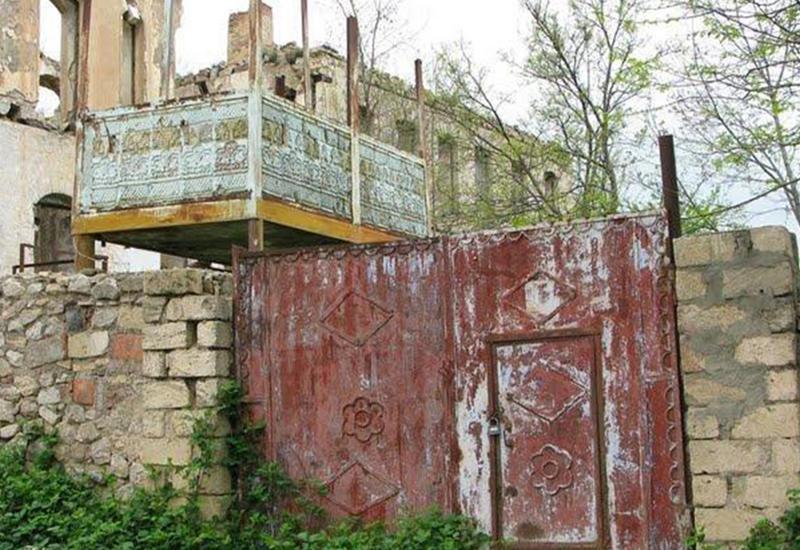Армянские оккупанты распродают азербайджанскую Шушу