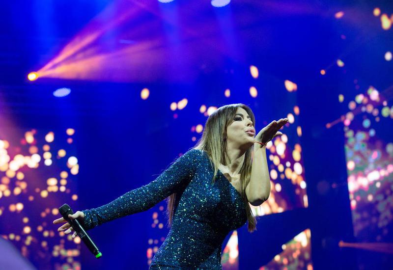 Ани Лорак выступит в Баку