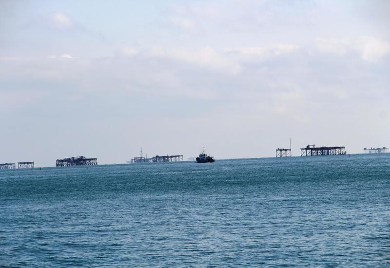 В Каспийском море обнаружено тело мужчины