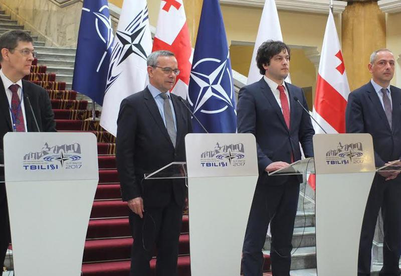 Президент ПА НАТО: Мы хотим мира на Южном Кавказе